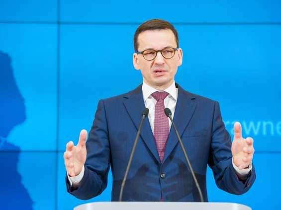 Premier Morawiecki: w czwartek 16 kwietnia szczegóły odmrażania handlu