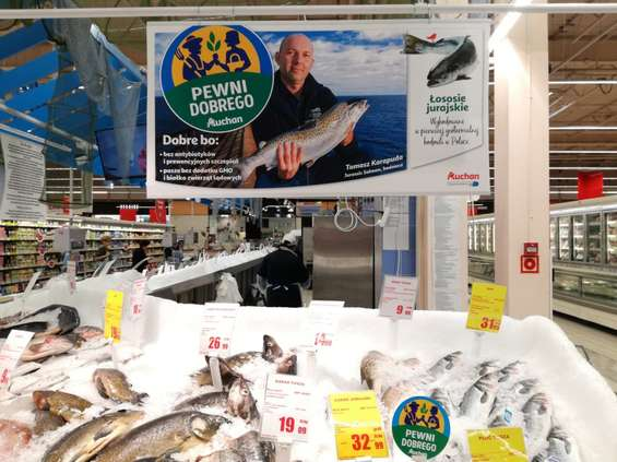 Auchan zacieśnia współpracę z polskimi producentami