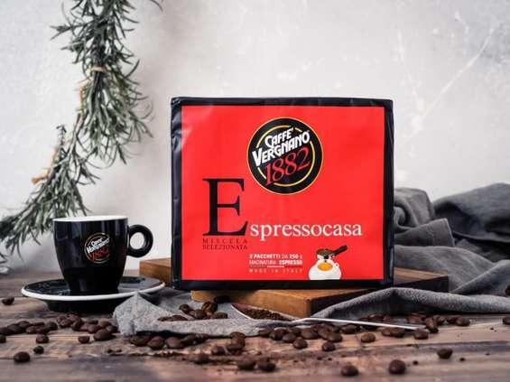 Caffè Vergnano otworzyło oficjalny polski sklep internetowy