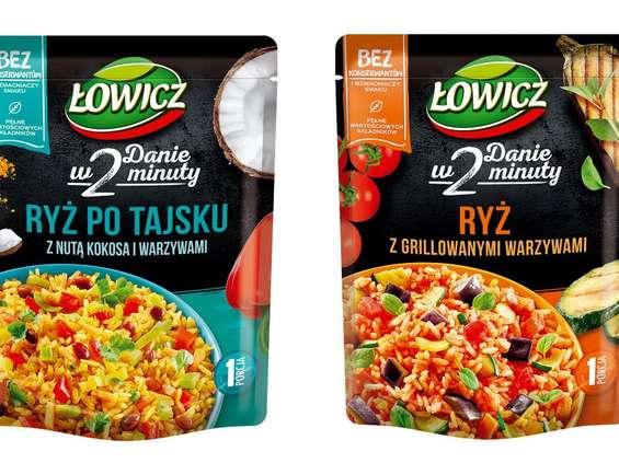 Agros Nova Food. Dwa nowe dania od Łowicza
