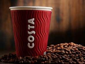 Zakupy w Costa Coffee już możliwe