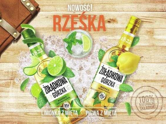 Dwa nowe Rześkie Smaki od Stock Polska