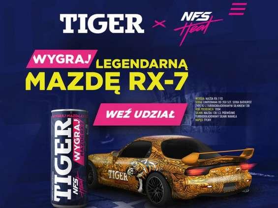 Wygraj Mazdę od Tigera
