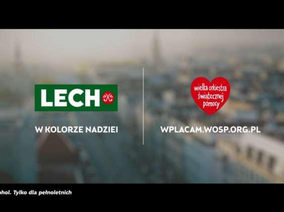Lech Premium z nową kampanią