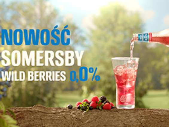 Nowy spot TV dla Somersby Wild Berries 0,0%