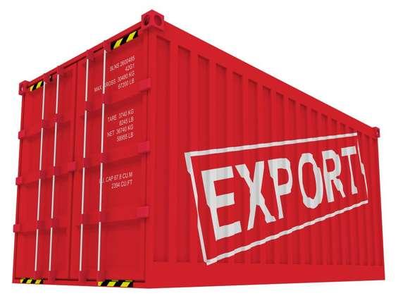 Eksport w dół, czyli pandemia daje o sobie znać
