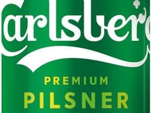 Calsberg Pilsner w opakowaniach w nowej szacie graficznej