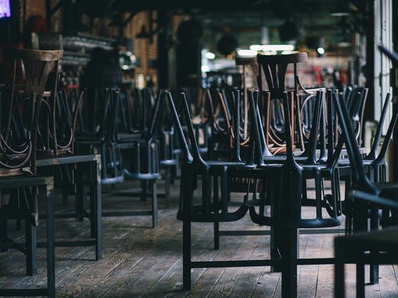 Restauracje czynne od 18 maja. Na jakich zasadach?