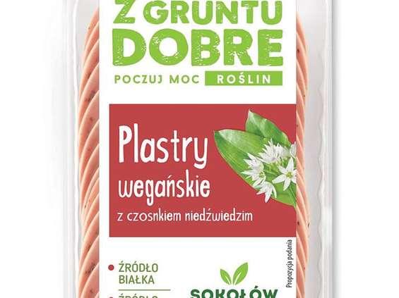 Sokołów. Nowe plastry wegańskie Z Gruntu Dobre