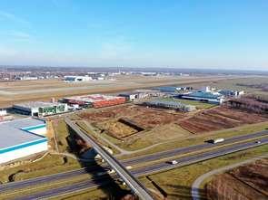 Nowy magazyn RTV Euro AGD jest tuż przy lotnisku