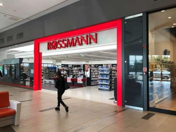 Rossmann w Avenidzie zmienił lokalizację