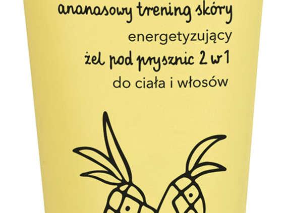 Ziaja. Ananasowy trening skóry