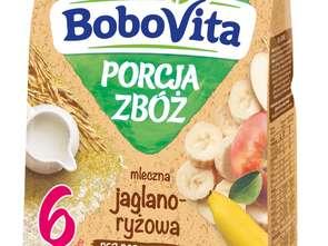 Nutricia. BoboVita Porcja Zbóż