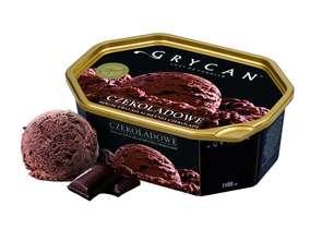 Lodziarnie Firmowe. Lody czekoladowe Grycan
