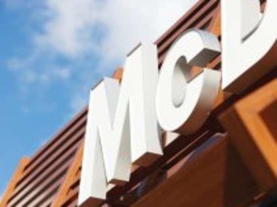 McDonald's zachęca do częstego mycia rąk