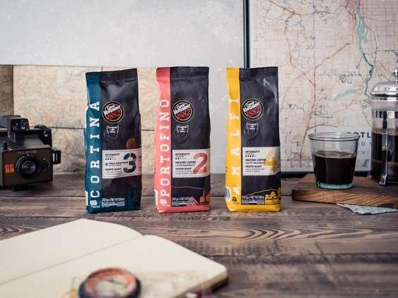 Caffè Vergnano. City Line