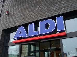 Aldi uruchamia sygnalizację świetlną w sklepach