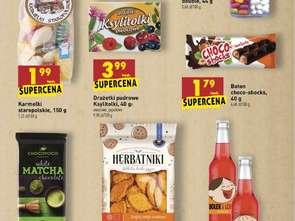 Kolejne lokalne produkty trafiły do Biedronki