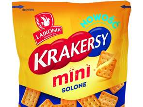 The Lorenz Bahlsen Snack-World. Krakersy od Lajkonika