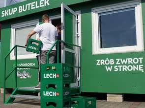 Skup butelek zwrotnych Kompanii Piwowarskiej ponownie działa