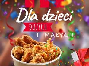 KFC na Dzień Dziecka