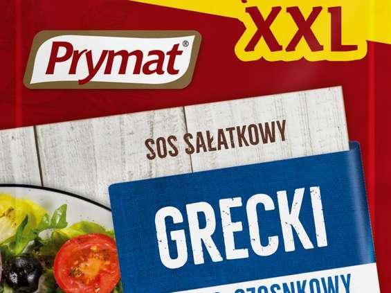 Prymat. Sos sałatkowy grecki i polski Prymat
