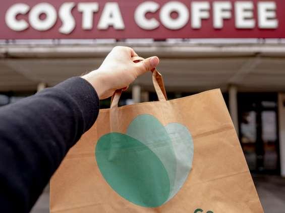 Too Good To Go z Costa Coffe