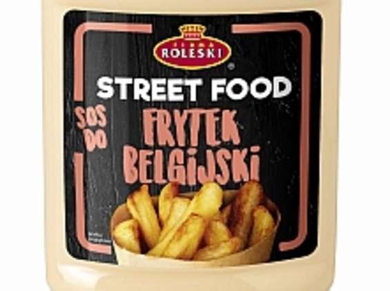 Roleski. Sosy z serii Street Food