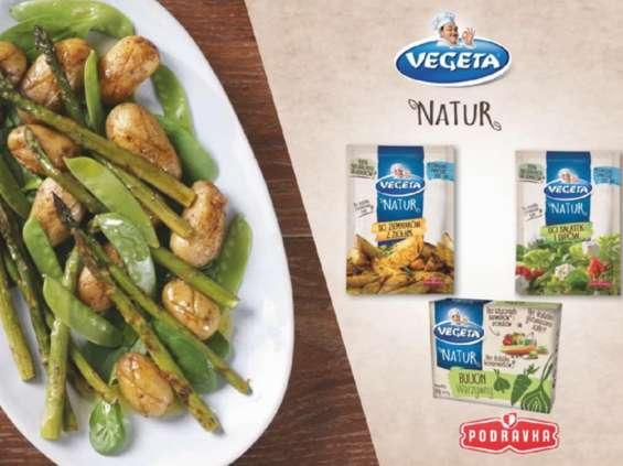 Vegeta inspiruje kulinarnie