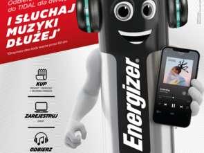 Energizer w nowej promocji z TIDAL
