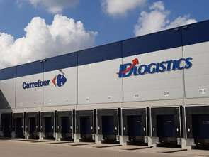 LG Logistics dla Carrefoura