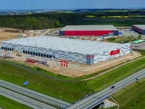 Rośnie trzecie centrum logistyczne Polomarketu