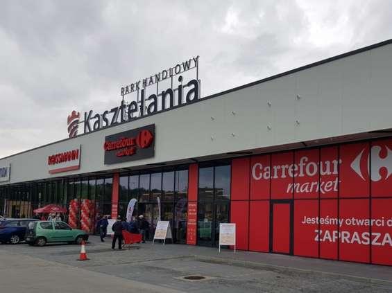 Carrefour otworzył nowy supermarket