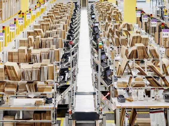 Amazon jest już gigantem również w Polsce