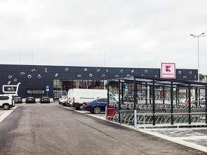 Kaufland powiększa się o trzeci sklep w Lublinie