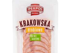 ZM Pekpol. Krakowska drobiowa bez glutenu