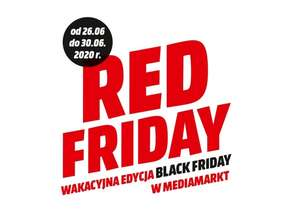 Red Friday w MediaMarkt