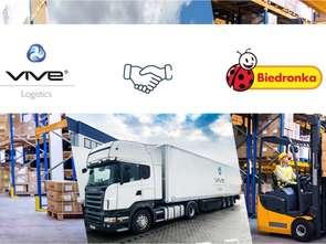 VIVE Logistics obsłuży Biedronkę