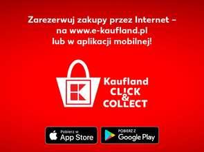 Kaufland rozwija usługę click & collect