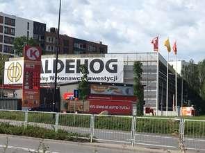 W Warszawie buduje się kolejny piętrowy Lidl