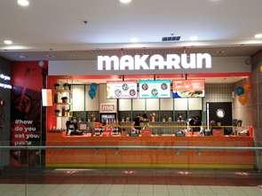 Makarun wchodzi do Arkad Wrocławskich