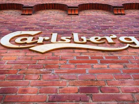 Carlsberg zarobił więcej niż sądzili analitycy