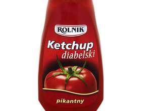 Rolnik. Ketchup
