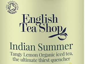English Tea Shop. Organiczne herbaty mrożone