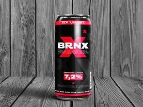 PGS promuje swoją markę piwa BRNX