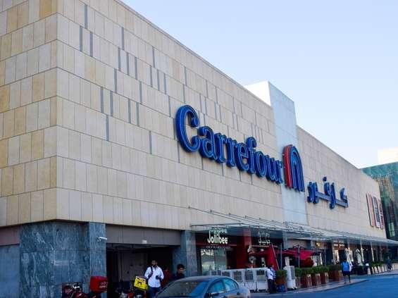 Carrefour rozrasta sie na Bliskim Wschodzie