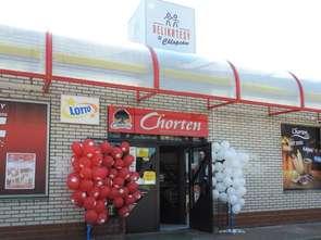 Chrten otworzył 1950 sklep