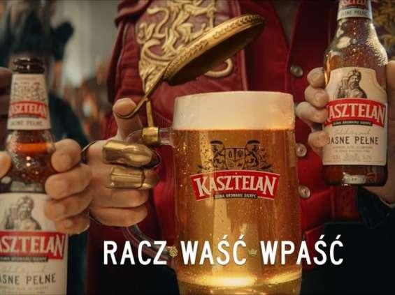 Ruszyła nowa kampania marki Kasztelan