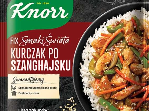 Unilever Polska. Fixy Smaki Świata Knorr