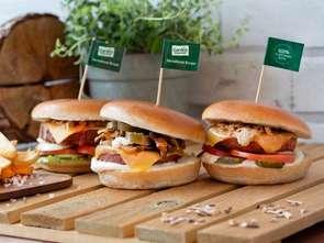 Nestlé wprowadza na rynek roślinne burgery